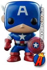 Funko Pop! Marvel Avengers CAPTAIN AMERICA Kohl's Exclusive Figure.