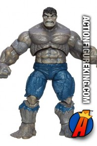 Marvel Universe 3.75 inch 2013 Series Three Gray Hulk action figure from Hasbro.