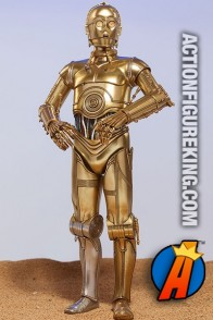 Star Wars C-3PO sixth-scale action figure from Sideshow Collectibles.