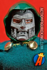 """I AM DOOM!"" Custom 8-inch Mego Doctor Doom action figure."