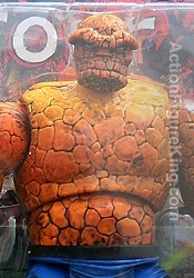 Marvel Legends Series 2 Thing action figure.