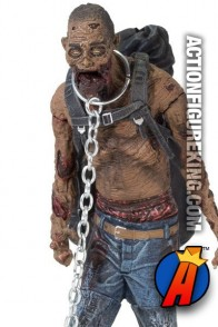 The Walking Dead TV Series 3 Michonne's Pet Zombie action figure.