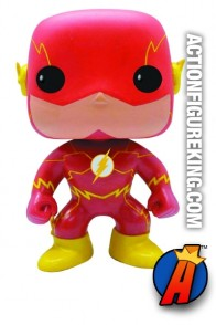 Funko Pop Heroes New 52 Flash figure.