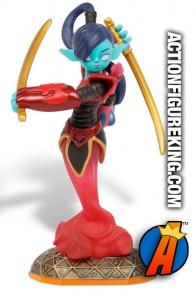 Skylanders Giants variant Scarlet Ninjini figure from Activision.