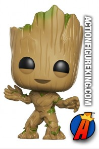 Funko Pop! Marvel GOTG Vol. 2 Toddler GROOT Vinyl Figure.