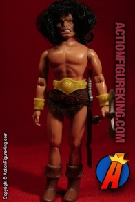 8-inch Conan action figure with tons of accesories and rooted hair by Mego.