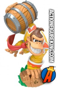 Skylanders SuperChargers Turbo Charge Donkey Kong figure.