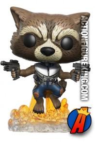 Funko Pop! Marvel GOTG Vol. 2 ROCKET RACCOON Figure.