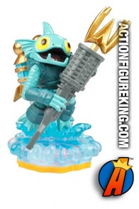 Skylanders Giants Gill Grunt figure from Activision.