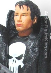 Marvel Legends Series 6 Movie Punisher Action Figure from Toybiz.