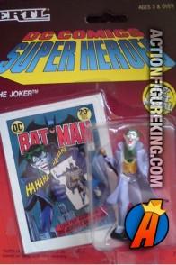 2-inch DC Comics Super-Heroes Die-Cast Metal Joker figure.