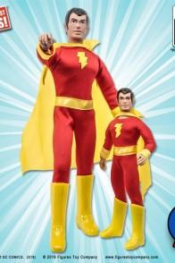 DC COMICS SIXTH-SCALE SHAZAM! MEGO ACTION FIGURE circa 2018