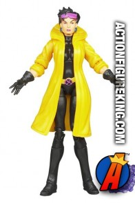 Marvel Universe 3.75 inch 2013 Series 04 Jubilee action figure from Hasbro.