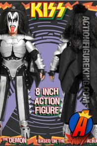 KISS Series 3 Sonic Boom The Demon (Gene Simmons) Action Figure from by Figures Toy Company.
