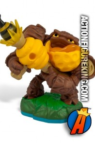 Swap-Force Lightcore Bumble Blast figure from Skylanders and Activision.