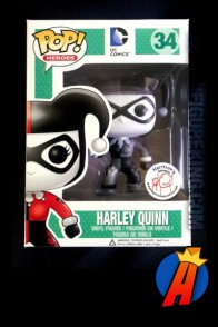 Funko Pop Heroes Harley Quinn NY Comic-Con Exclusive.