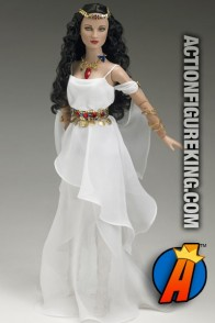 DC Stars 16-inch Wonder Woman Amazon Princess dressed figure from Tonner.