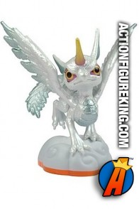 Skylanders Giants variant Polar Whirlwind figure from Activision.