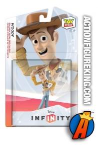 Disney Infinity: Toy Story Woody gamepiece.