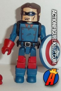 Marvel Minimates Bucky part of the Invaders Box Set from Diamond Select.