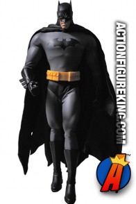 HUSH Sixth-scale Real Action Heroes BATMAN figure from MEDICOM.