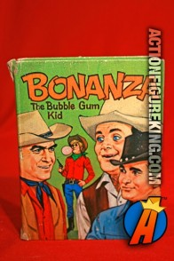Bonanza A Big Little Book from Whitman.