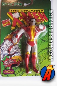 Marvel X-MEN COLOSSUS 7-Inch Bend-Ems Bendable Figure from JusToys.