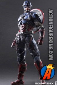 Square Enix 10-inch Captain America action figure.