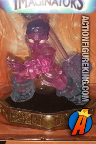 Skylanders Imaginators Clear Variant MASTER BARBELLA figure from Activision.