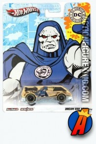 DC Comics Darkseid Dream Van XGW die-cast vehicle from Hot Wheels.