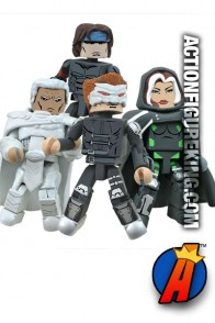 2.5 inch Marvel Minimates Age of X Box Set with 14-points of articulation.