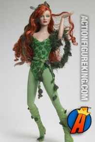 Tonner 16-inch Poison Ivy dressed fashion figure.