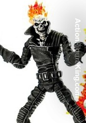 Marvel Legends Series 7 Ghost Rider action figure from Toybiz.
