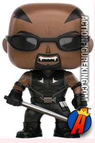 Funko Pop! Marvel BLADE the Vampire Hunter Figure.
