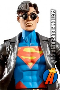 DC Universe 6-inch scale Superboy action figure from Mattel.