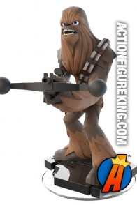 STAR WARS Disney Infinity 3.0 Chewbacca figure.