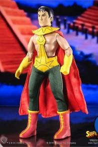 8-Inch Mego-style Super Friends El Dorado action figure.