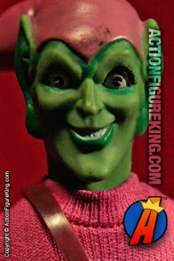 From the pages of Spider-Man comes this Mego 8-inch Green Goblin action figure.