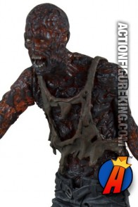 The Walking Dead TV Series 5 Charred Zombie action figure.