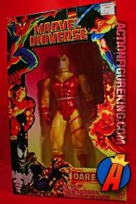 Articulated Marvel Universe 10-inch Daredevil Yellow action figure from Toybiz.