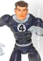 Marvel Legends Fantastic Four Gift Set 6 inch Mister Fantastic action figure from Toybiz.