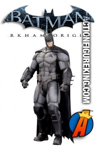 Batman - Arkham Origins 6-inch Scale Action Figures from DC Collectibles.