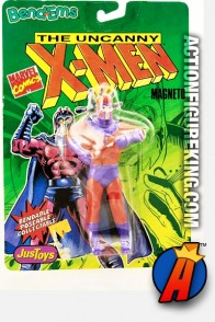 Marvel X-MEN MAGNETO 7-Inch Bend-Ems Bendable Figure from JusToys.