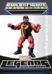 Wolverine Legends Build-A-Figure Puck Series.
