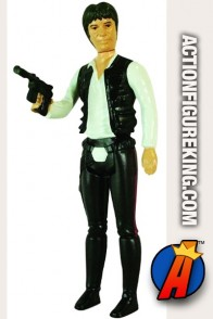STAR WARS Jumbo Sixth-Scale KENNER HAN SOLO Action Figure from Gentle Giant.