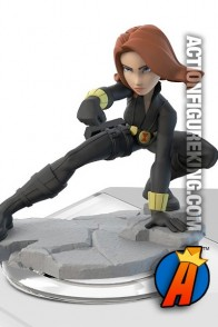Disney Infinity Marvel Super Heroes 2.0 Black Widow figure.