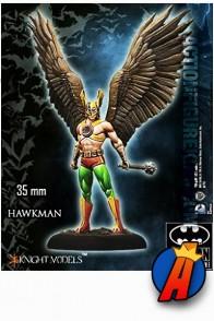 BATMAN Knight Models HAWKMAN figure.
