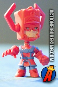 Funko Marvel Mystery Minis Galactus 2.5-inch scale figure.