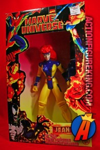 Marvel Universe articulated 10-inch scale Jean Grey action figure.