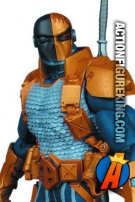 DC Collectibles presents this 7-inch scale New 52 Super Villains Deathstroke action figure.